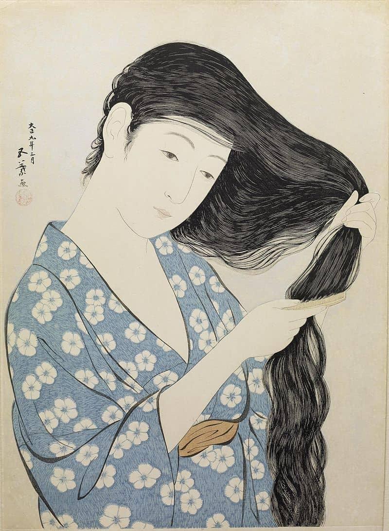 Kamisuki, 1920 Goyō