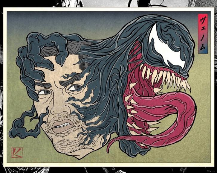 Venom by Kenji Iwasaki