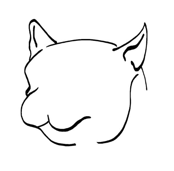 Cat -ukiyo-e BlackandWhite 3 - (猫) by RedSparkle (12-2019)